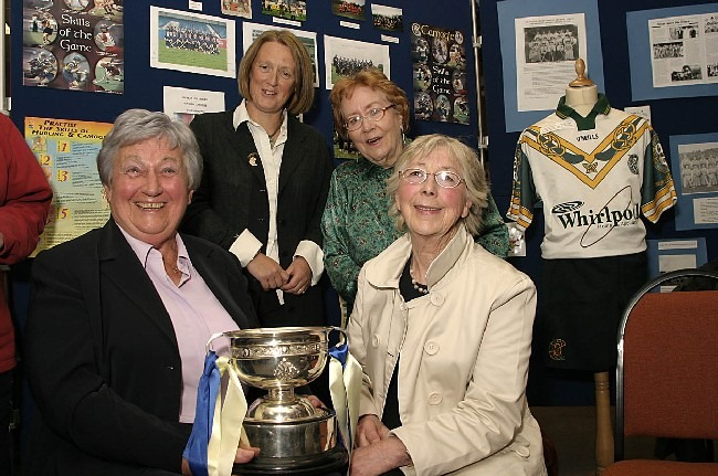Camogie Exhibition 2004
